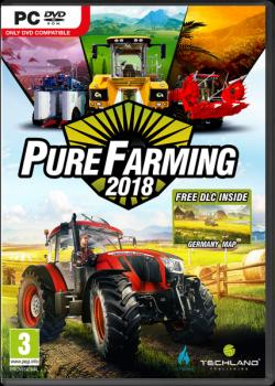 Pure Farming 2018 - Day One Edition