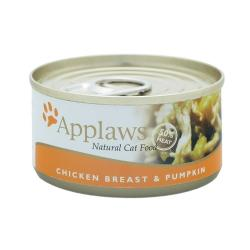 Applaws Chicken Breast&Pumpkin Konserv (70 g)